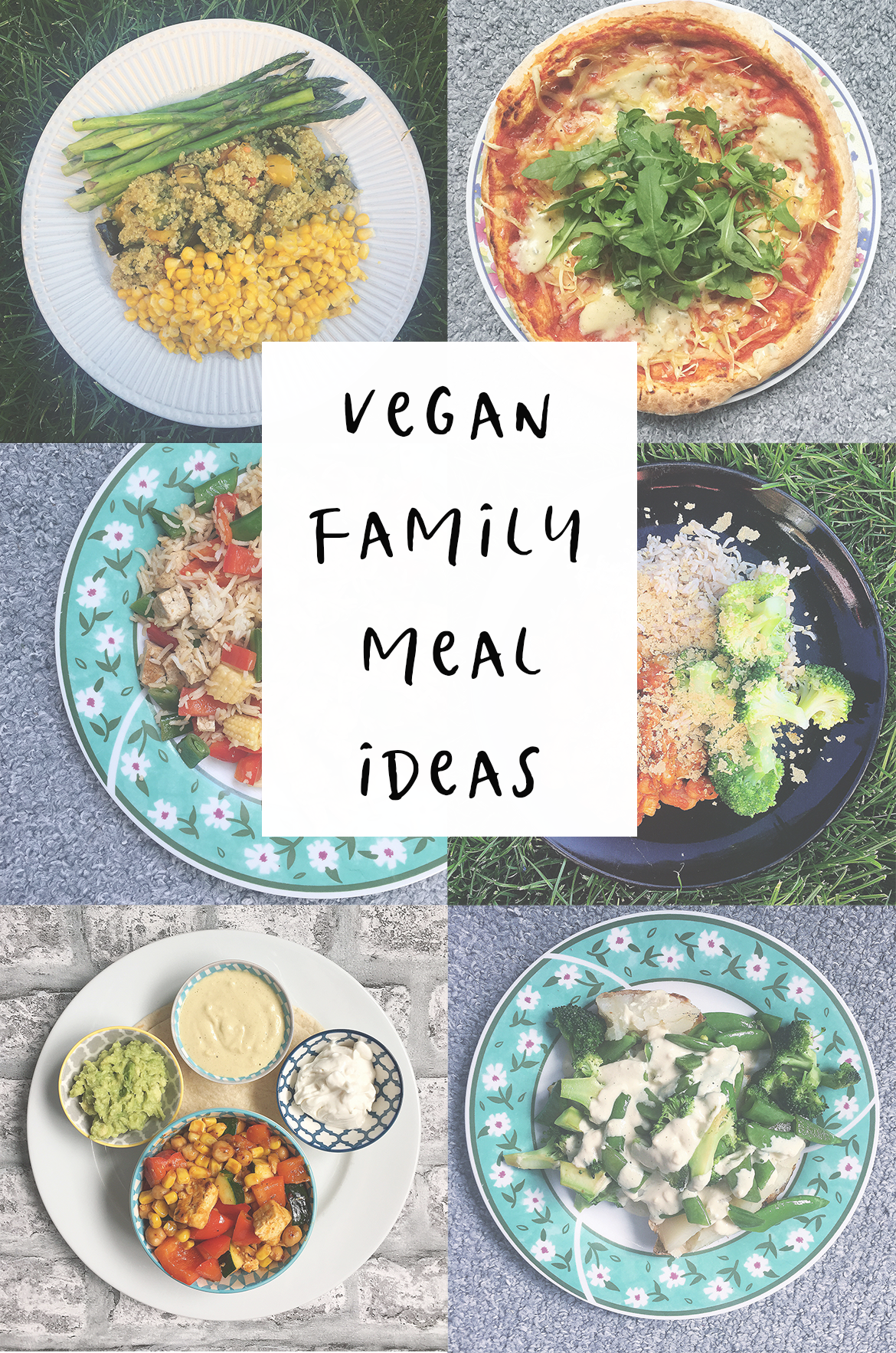 vegan family meal ideas